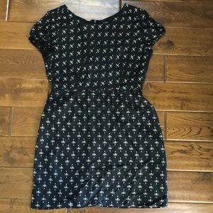 J crew shift dress